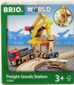 BRIO 33280 Freight Goods Station